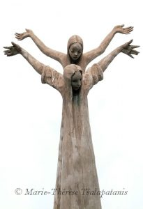sculpture-marie-therese-tsalapatanis-Ferveur