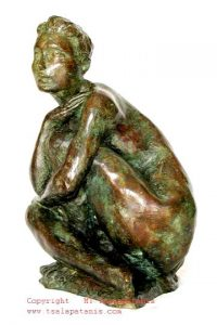sculpture-marie-therese-tsalapatanis-Birdy