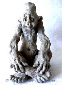 sculpture-marie-therese-tsalapatanis-Gnome