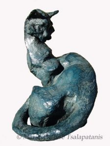 sculpture-marie-therese-tsalapatanis-chat-tourne