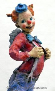 sculpture-marie-therese-tsalapatanis-clown-enfant-2