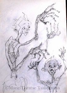 dessins-sculpture-marie-therese-tsalapatanis-jeu