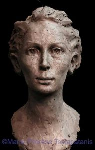sculpture-marie-therese-tsalapatanis-Sylvie