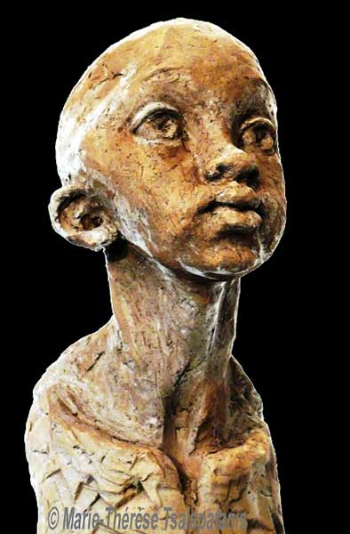 sculpture-marie-therese-tsalapatanis-africain