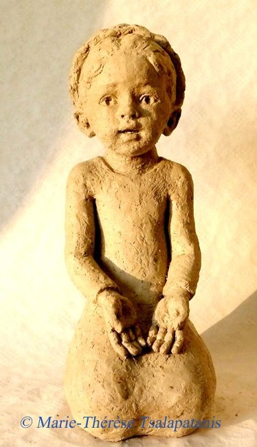 sculpture-marie-therese-tsalapatanis-enfant (3)
