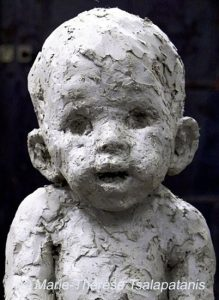 sculpture-marie-therese-tsalapatanis-enfant2