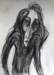 sculpture-marie-therese-tsalapatanis-dessin-poursuite