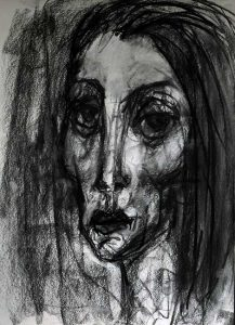 sculpture-marie-therese-tsalapatanis-dessin-visage
