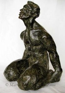 sculpture-marie-therese-tsalapatanis-Invocation
