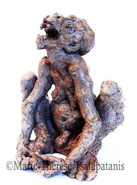 sculpture-marie-therese-tsalapatanis-gargouille